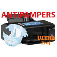 Antipampers Ultra Prof reset absorbent pads and service (1 month)
