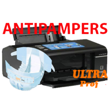 Programm Antipampers Ultra Prof for Epson - reset absorbent pads and service functions for Epson (1 month)