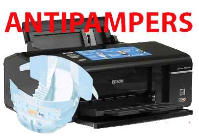 Reset waste ink maintenance Epson printers